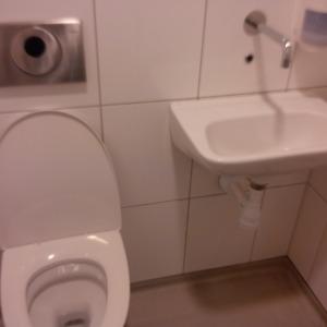 Toilettes à la Danoise