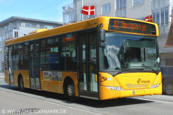 Bus qui drapeaute